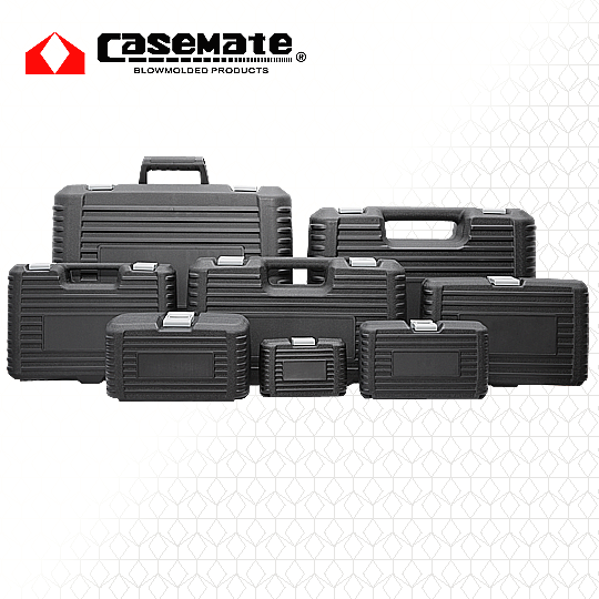 Blow Molded Tool Case