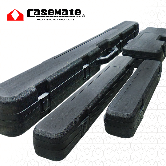Plastic Blow Molded Case                                                               .